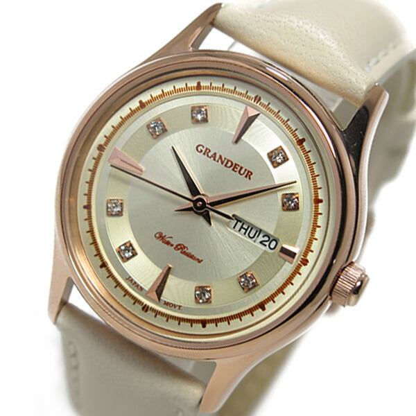 GRANDEUR グランドール 腕時計 レディース GSX058L4 -1