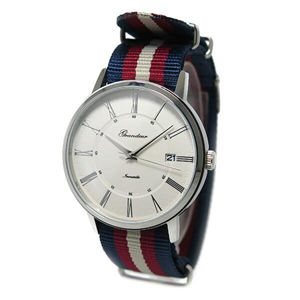 GRANDEUR グランドール 腕時計 メンズ GSX059W1-2