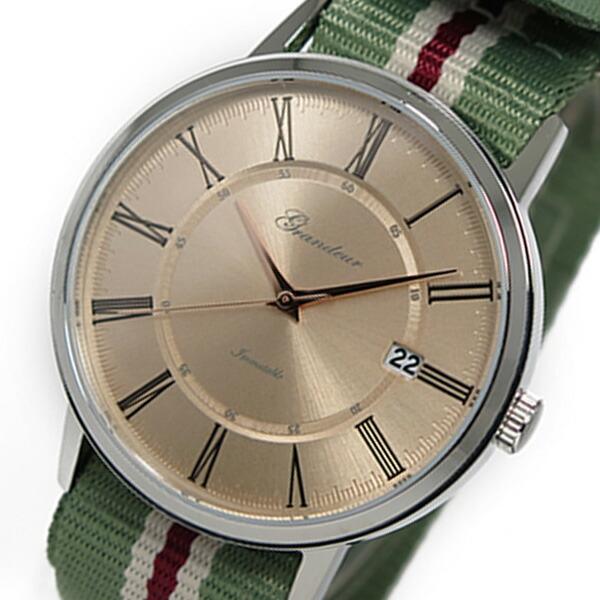 GRANDEUR グランドール 腕時計 メンズ GSX059W3-1