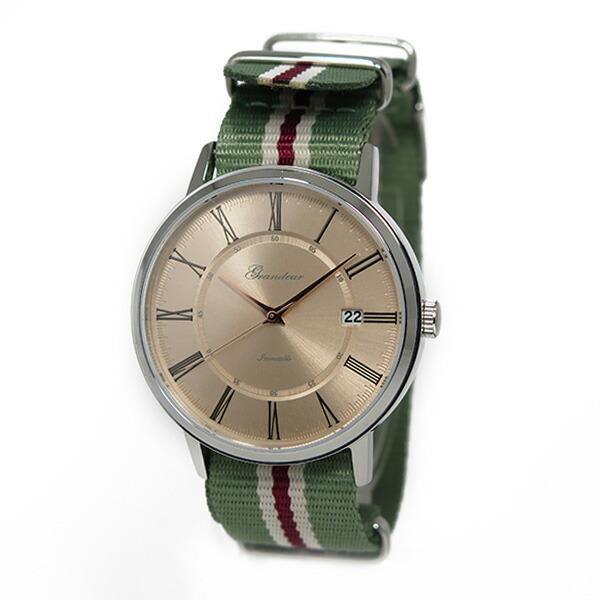 GRANDEUR グランドール 腕時計 メンズ GSX059W3-2