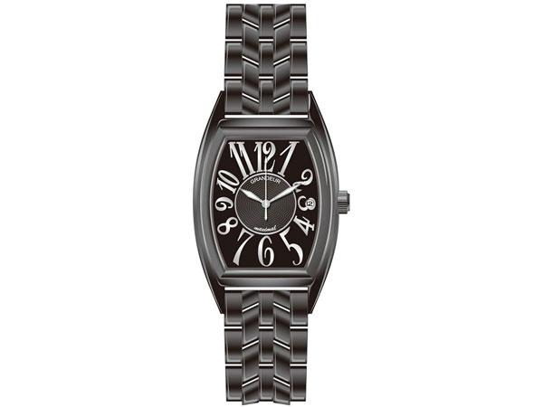GRANDEUR グランドール 腕時計 メンズ JGR001B1 クオーツ 日本製-1