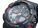 Casio CASIO G shock g-shock an analog-digital watch GA100-1A4