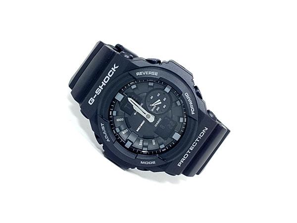 カシオ CASIO Gショック G-SHOCK 逆輸入 アナデジ メンズ 腕時計 GA-150-1A ブラック ラバーベルト-2