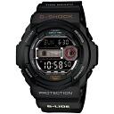 Casio CASIO G shock g-shock G-ride G-LIDE watch GLX150-1 black