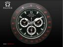 PALOCK パロックメトロポリス watch style wall clock clock PC002