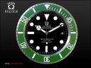 PALOCK パロックビッグオーシャンデイト watch style wall clock clock PC004
