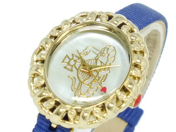 ヴィヴィアン ウエストウッド VIVIENNE WESTWOOD 腕時計 VV005CMBL-1