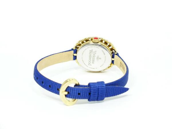 ヴィヴィアン ウエストウッド VIVIENNE WESTWOOD 腕時計 VV005CMBL-3