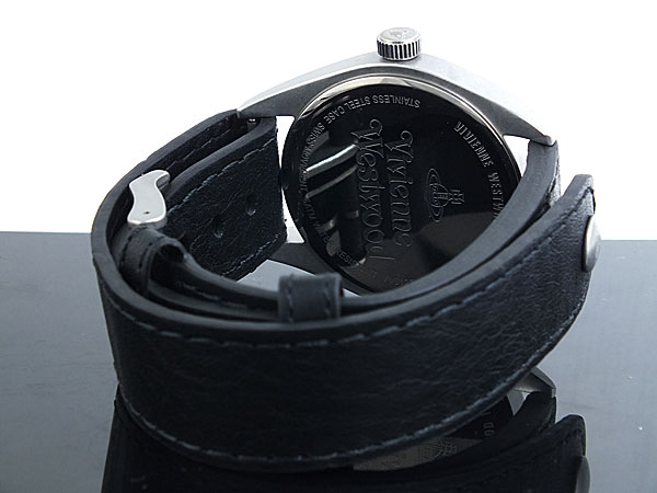 ヴィヴィアン ウエストウッド VIVIENNE WESTWOOD HERITAGE 腕時計 VV012BK-3