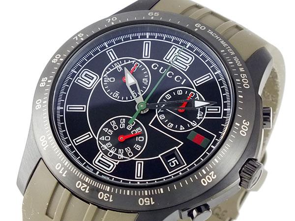 グッチ GUCCI Gタイムレス 腕時計 YA126207MBLK-BLK-1