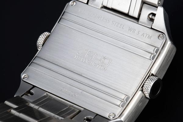 ゼロハリバートン 腕時計 メンズ ZW004S-02-3
