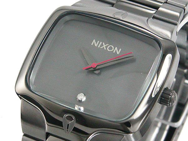ニクソン NIXON プレイヤー PLAYER 腕時計 A140-131 A140131 GUNMETAL-1