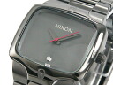 Nixon NIXON player PLAYER watch A140-131 A140131 GUNMETAL
