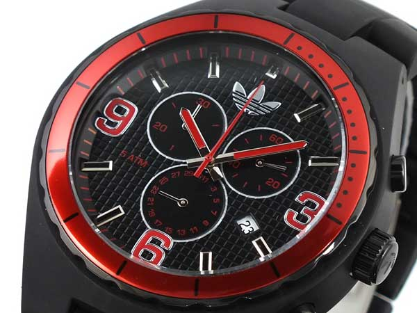 アディダス ADIDAS ケンブリッジ CAMBRIDGE クロノグラフ 腕時計 ADH2602-1