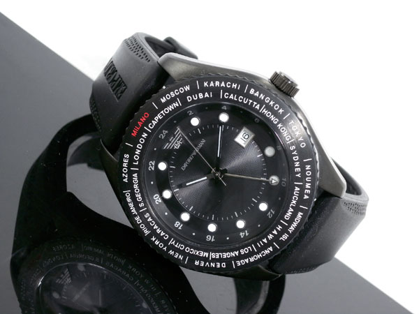 エンポリオ アルマーニ EMPORIO ARMANI 腕時計 AR0588-2