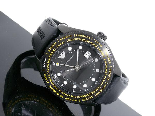 エンポリオ アルマーニ EMPORIO ARMANI 腕時計 AR0590-2