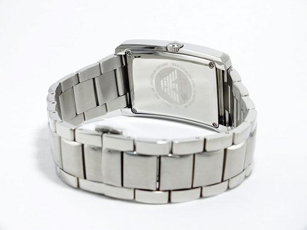 エンポリオ アルマーニ EMPORIO ARMANI 腕時計 AR1607 シルバー-3