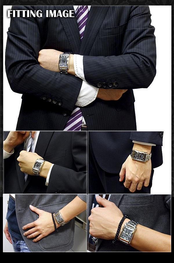 エンポリオ アルマーニ EMPORIO ARMANI 腕時計 AR1608 ブラック-3
