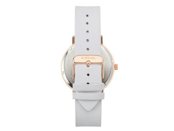 Christian Paul クリスチャンポール 腕時計 グリッド レディース ユニセックス 43mm GR-03-3
