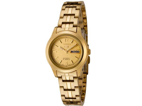 セイコー SEIKO セイコー5 SEIKO 5 自動巻き レディース 腕時計 SYME02K1-1