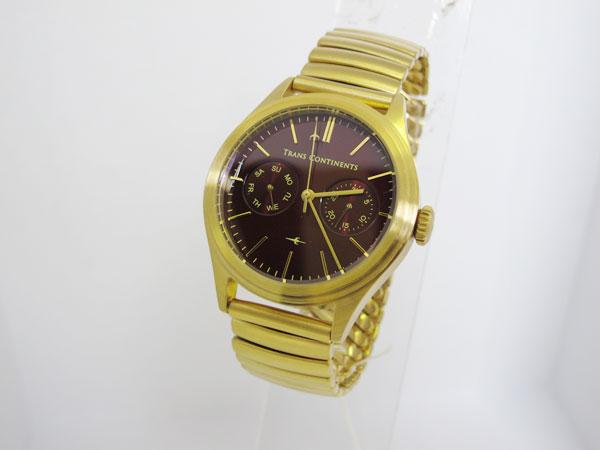 トランスコンチネンツ TRANS CONTINENTS 腕時計 レディース ボーイズ TC-BD-003-1