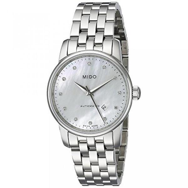 MIDO ミドー 自動巻き レディース 腕時計 M76004691-1