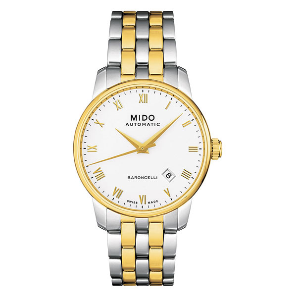 MIDO ミドー 自動巻き メンズ 腕時計 M86009261-1