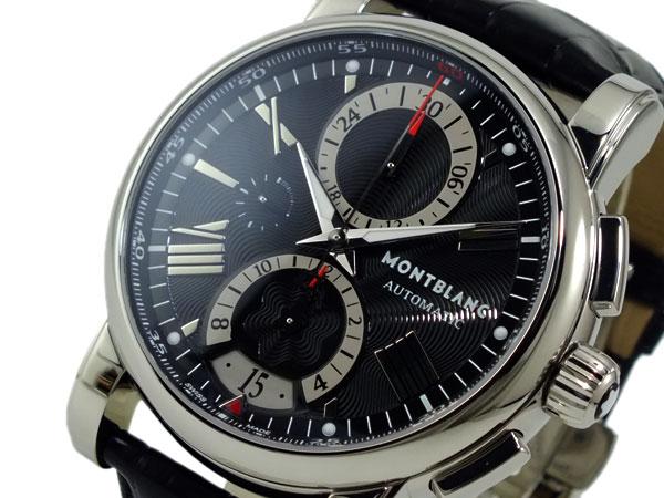 モンブラン MONTBLANC スター STAR 自動巻き 腕時計 102377 ブラック-1