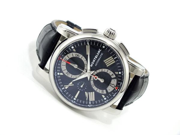 モンブラン MONTBLANC スター STAR 自動巻き 腕時計 102377 ブラック-2