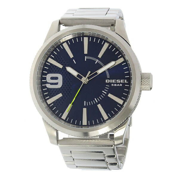 ディーゼル DIESEL ラスプ Rasp クオーツ メンズ 腕時計 DZ1763 ネイビー-2