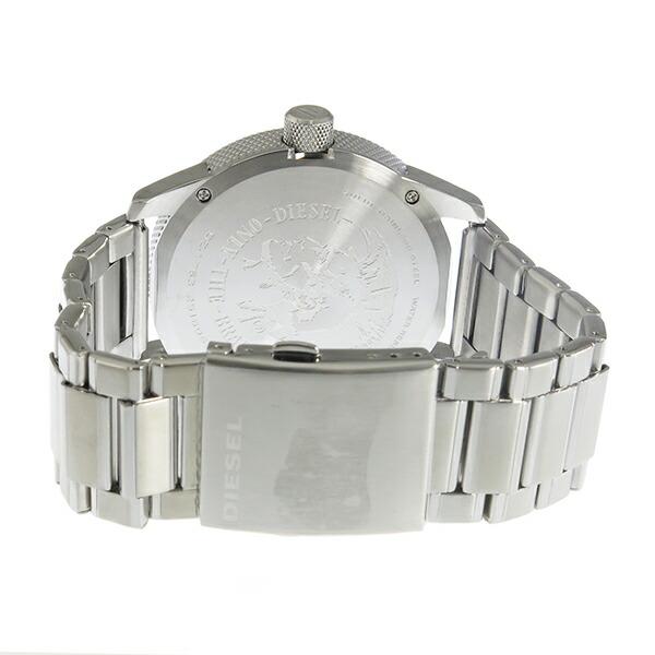 ディーゼル DIESEL ラスプ Rasp クオーツ メンズ 腕時計 DZ1763 ネイビー-3