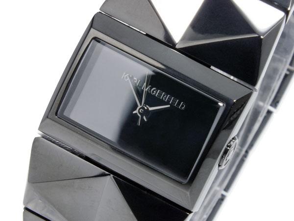 カール ラガーフェルド KARL LAGERFELD クオーツ レディース 腕時計 KL2601-1