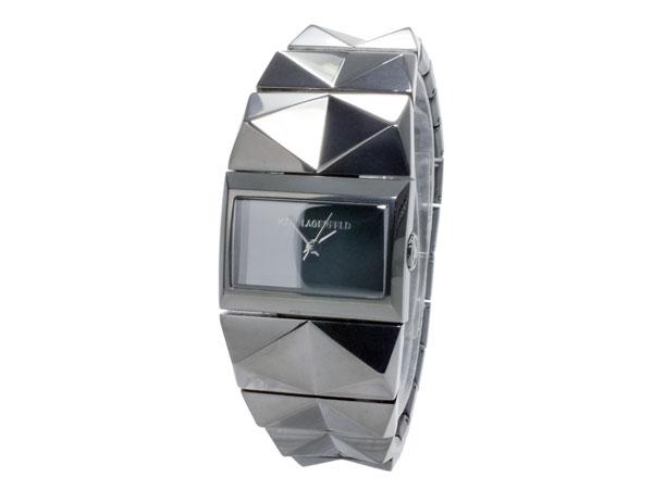 カール ラガーフェルド KARL LAGERFELD クオーツ レディース 腕時計 KL2601-2