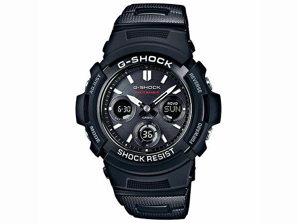 カシオ Gショック G-SHOCK 電波ソーラー メンズ 腕時計 AWG-M100SBC-1AJF 国内正規品-1