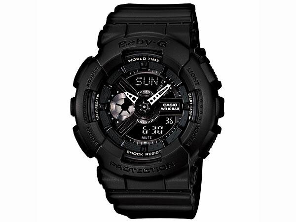 カシオ Baby-G ベビーG ペアデザイン レディース 腕時計 BA-110BC-1AJF 国内正規品-1