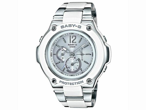 カシオ Baby-G ベビーG 電波ソーラー レディース 腕時計 BGA-1400CA-7B1JF 国内正規品-1