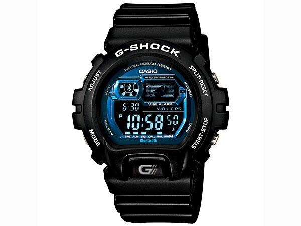 カシオ Gショック G-SHOCK ブルートゥース メンズ 腕時計 GB-6900B-1BJF 国内正規品-1