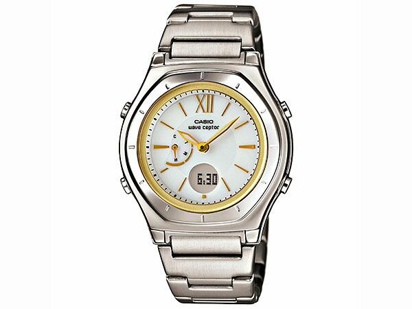 カシオ CASIO 電波ソーラー レディース 腕時計 LWA-M160D-7A2JF 国内正規品-1