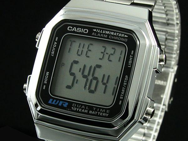 カシオ CASIO デジタル 腕時計 A178WA-1AUDF-1