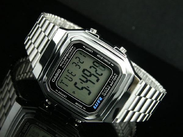 カシオ CASIO デジタル 腕時計 A178WA-1AUDF-2