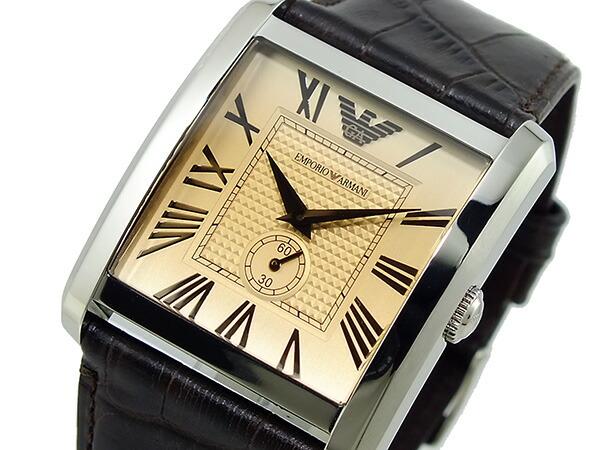 エンポリオアルマーニ EMPORIO ARMANI メンズ 腕時計 AR1641-1