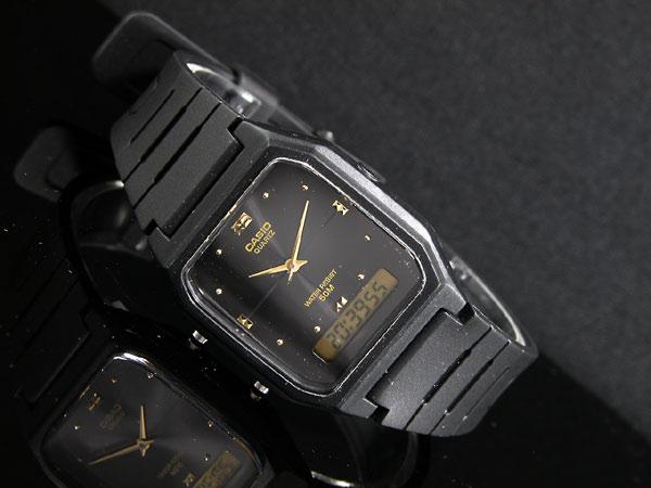 カシオ CASIO アナデジ 腕時計 AW48HE-1A-2