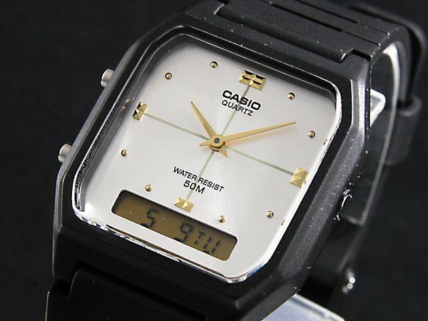 カシオ CASIO アナデジ 腕時計 AW48HE-7A-1