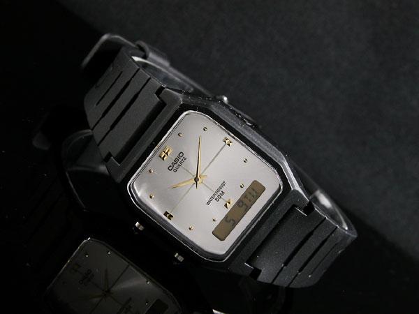 カシオ CASIO アナデジ 腕時計 AW48HE-7A-2