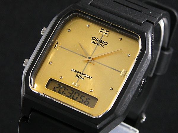 カシオ CASIO アナデジ 腕時計 AW48HE-9A-1