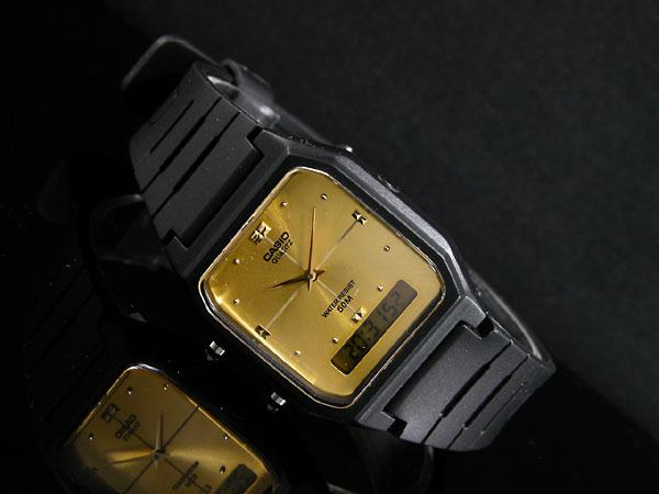カシオ CASIO アナデジ 腕時計 AW48HE-9A-2