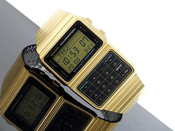 カシオ CASIO データバンク DATA BANK 腕時計 DBC611G-1-2