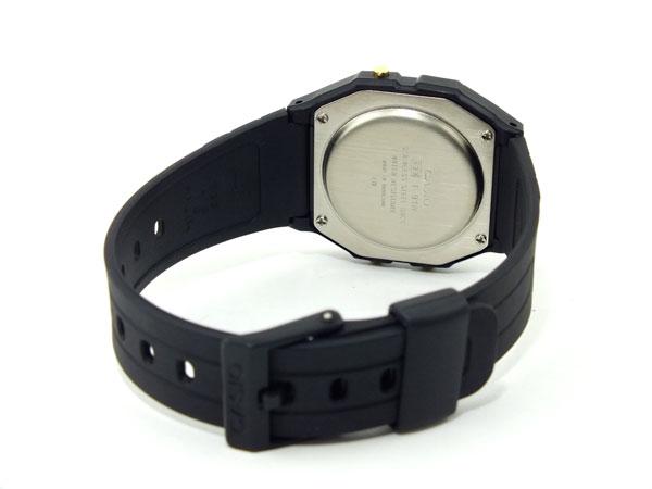 カシオ CASIO スタンダード デジタルクォーツ 腕時計 F-91WG-9-3