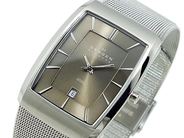 スカーゲン SKAGEN クオーツ メンズ 腕時計 690LSSM-1