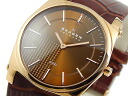 Scar gene SKAGEN quartz men watch 859LRLD